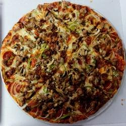 Photo Of Ristorante Abruzzo Deerfield Il United States Oliverii Special Pizza