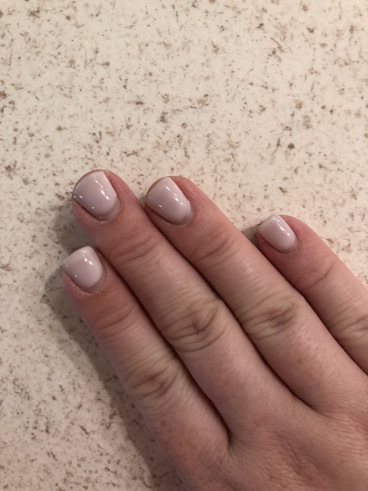 Almost 2 weeks and no chipping, peeling, or cracking! - Yelp