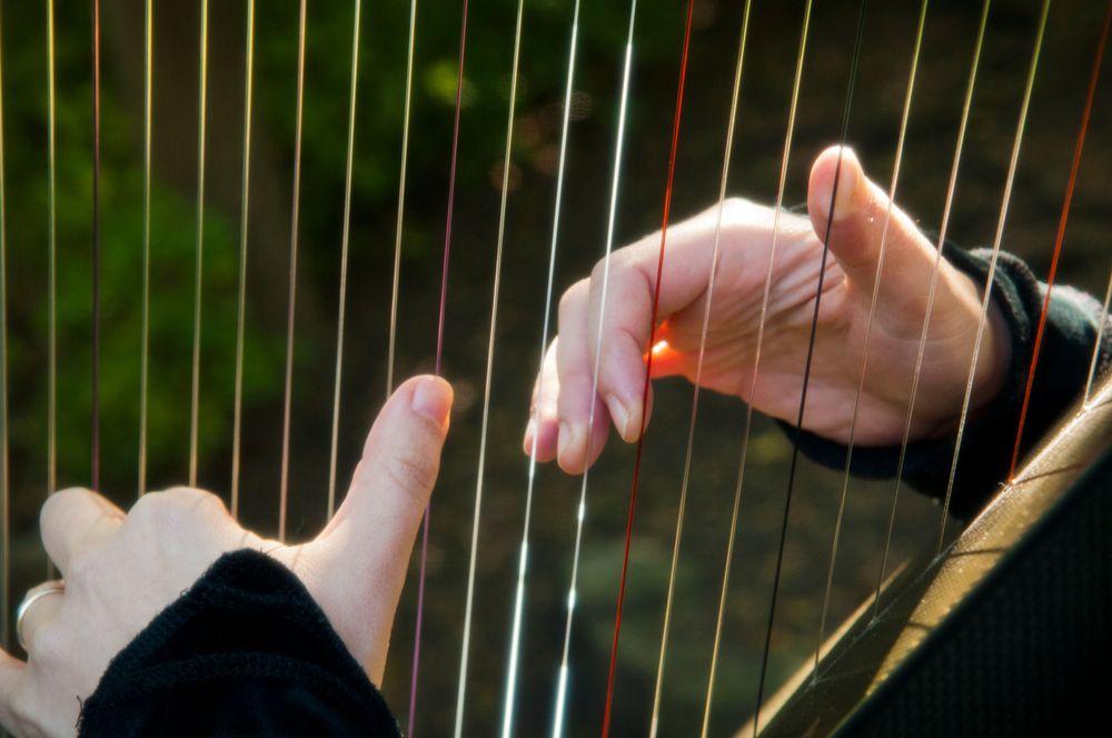 Harp & Music Studio Annette Bjorling