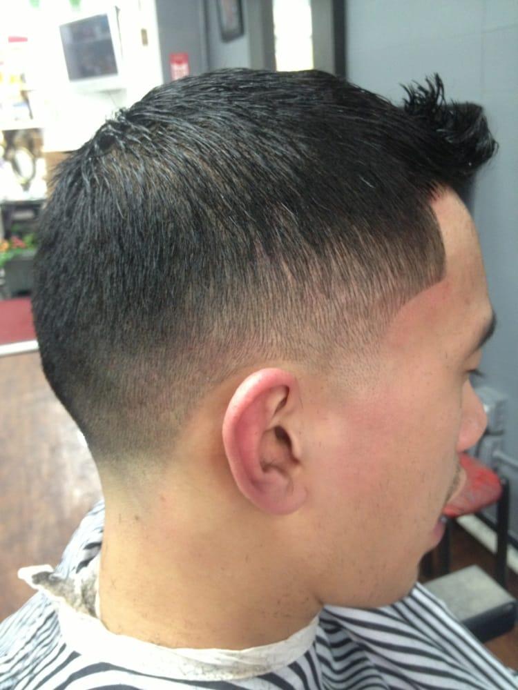 Low Fade W Skin Tape Up Cut By J Nice Aka Jigga Yelp