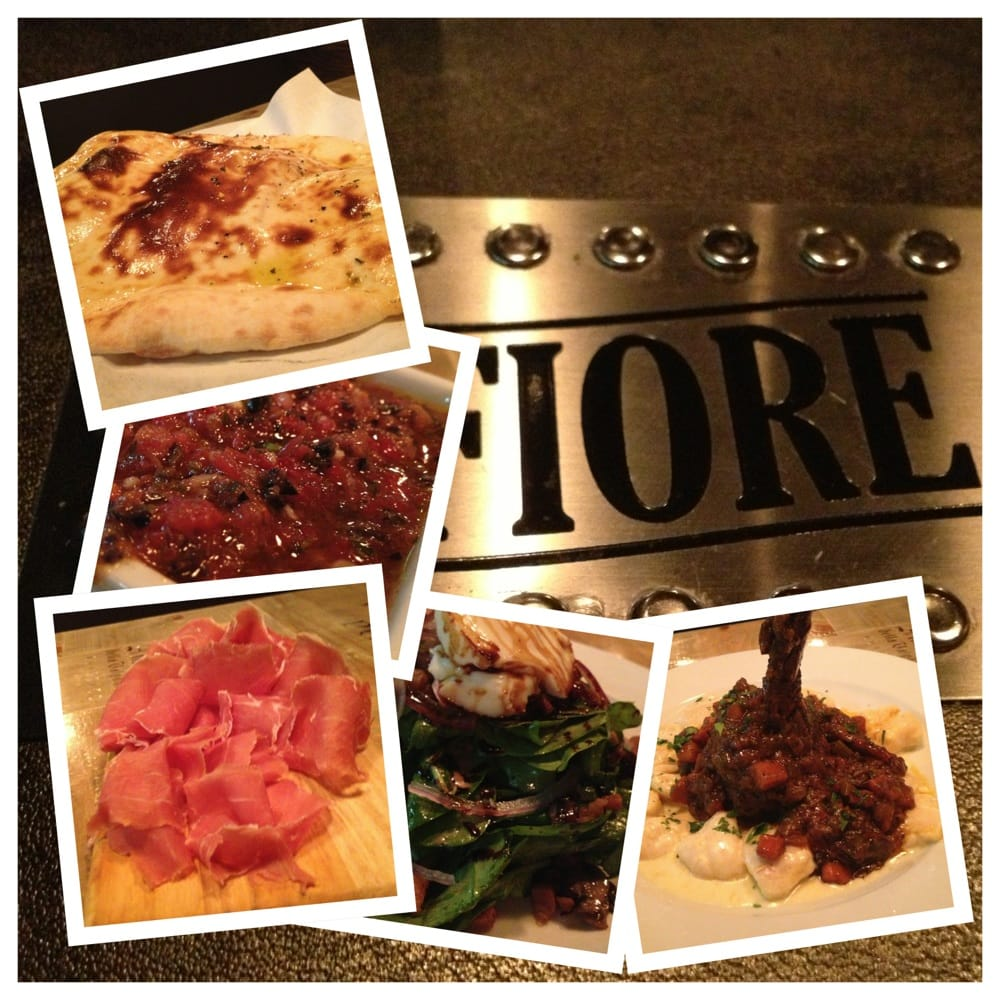 Cafe Fiore Restaurant Woodland Hills