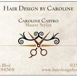 Hair design by caroline hair salons 7129 dublin blvd dublin ca photo of hair design by caroline dublin ca united states business cards reheart Gallery