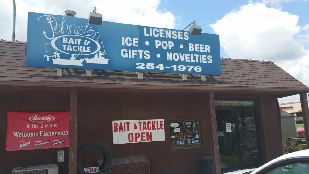 Johnston Bait and Tackle - Hunting & Fishing Supplies ...
