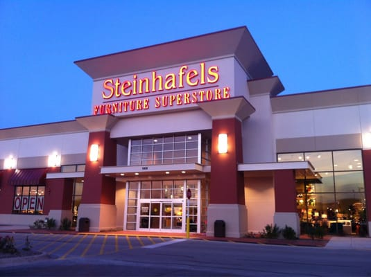 Steinhafels Furniture Superstore 569 N Milwaukee Ave Vernon Hills, IL  Furniture Stores   MapQuest