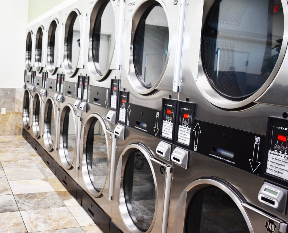 Spot Laundromat - Hillcrest: 1080 West Patrick St, Frederick, MD