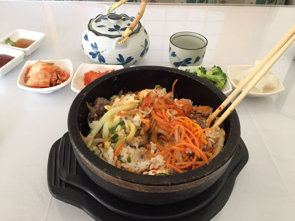 Food from Seoul Garden
