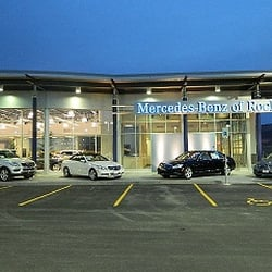 Mercedes benz of rochester car dealers 4296 w for Rochester mercedes benz
