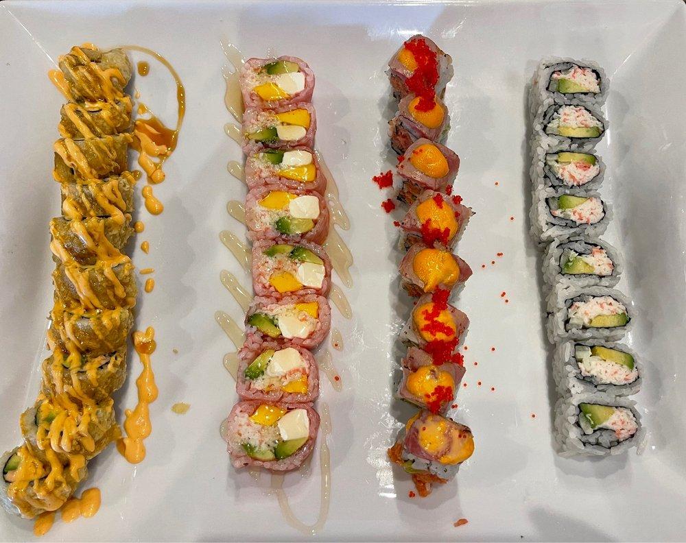 Tataki Sushi: 1917 W 1800th N, Clinton, UT
