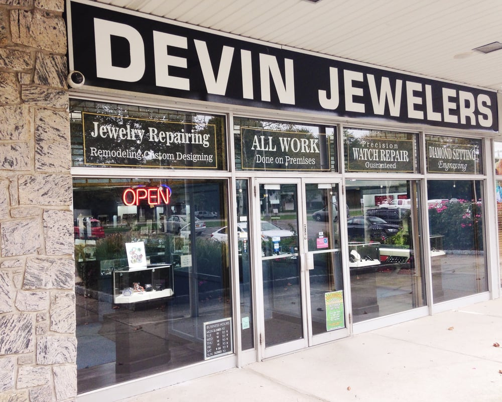 Devin Jewelers: 536 Larkfield Rd, East Northport, NY