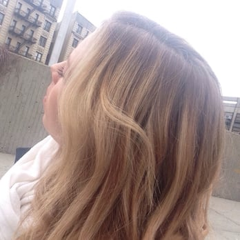 Natalie w 39 s reviews manhattan yelp for 3 brunettes and a blonde salon