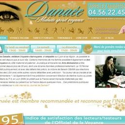 Photo de Danaée Voyance - Bourgoin-Jallieu, Isère, France. Site Internet  http 291c00d670b4