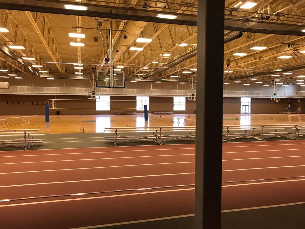 Williston Recreation Center: 822 18th St E, Williston, ND