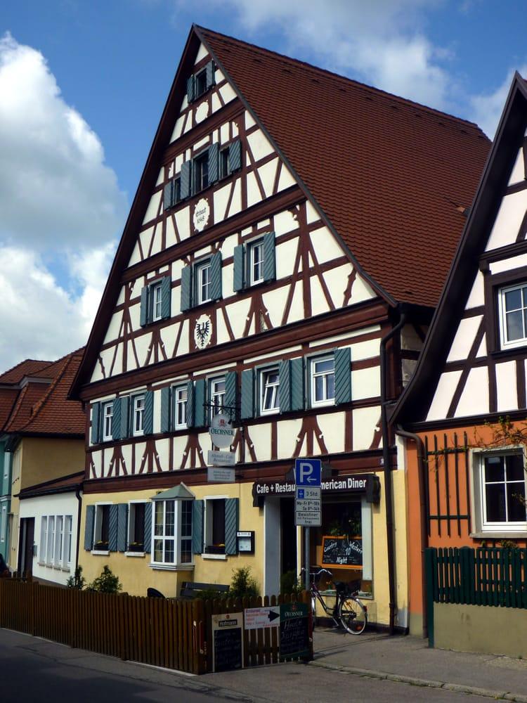 Altstadt Cafe Bad Windsheim