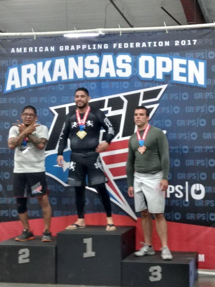 Justin Brings Home Silver at AGF Arkansas Open 7-22-17 - Yelp
