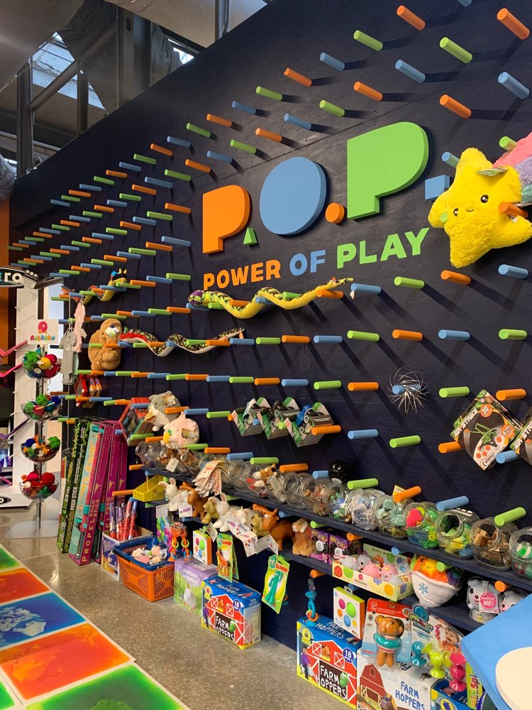 POP Kids Store: 208 E Main St, Norfolk, VA
