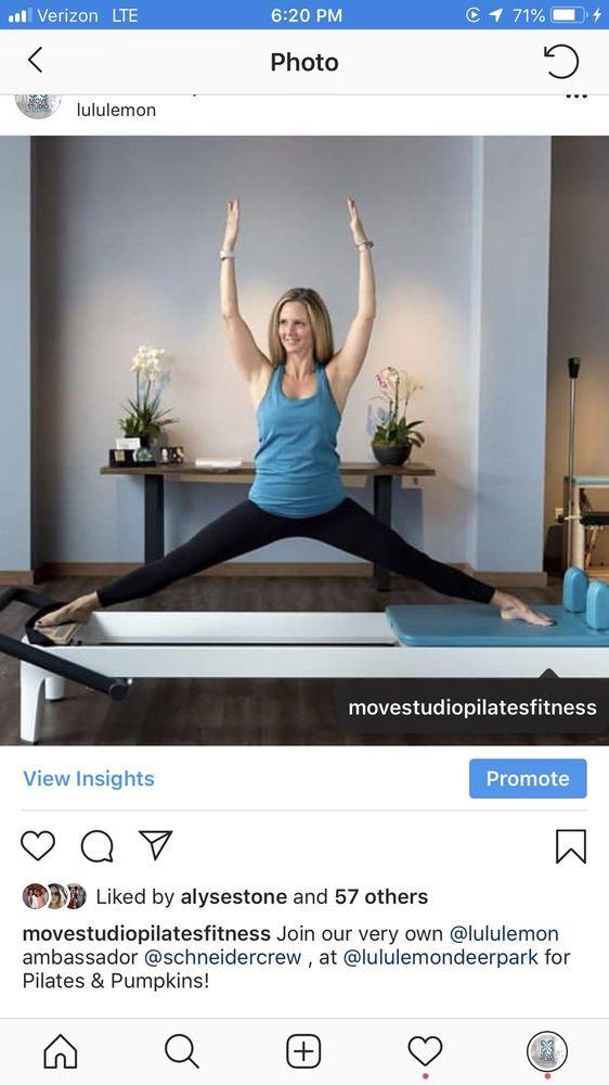 Move Studio Pilates & Fitness: 300 Village Green, Lincolnshire, IL