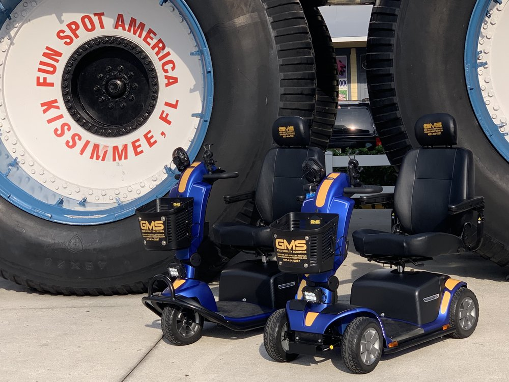 Gold Mobility Scooters