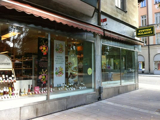 systembolaget cantine enoteche odengatan 92 vasastan