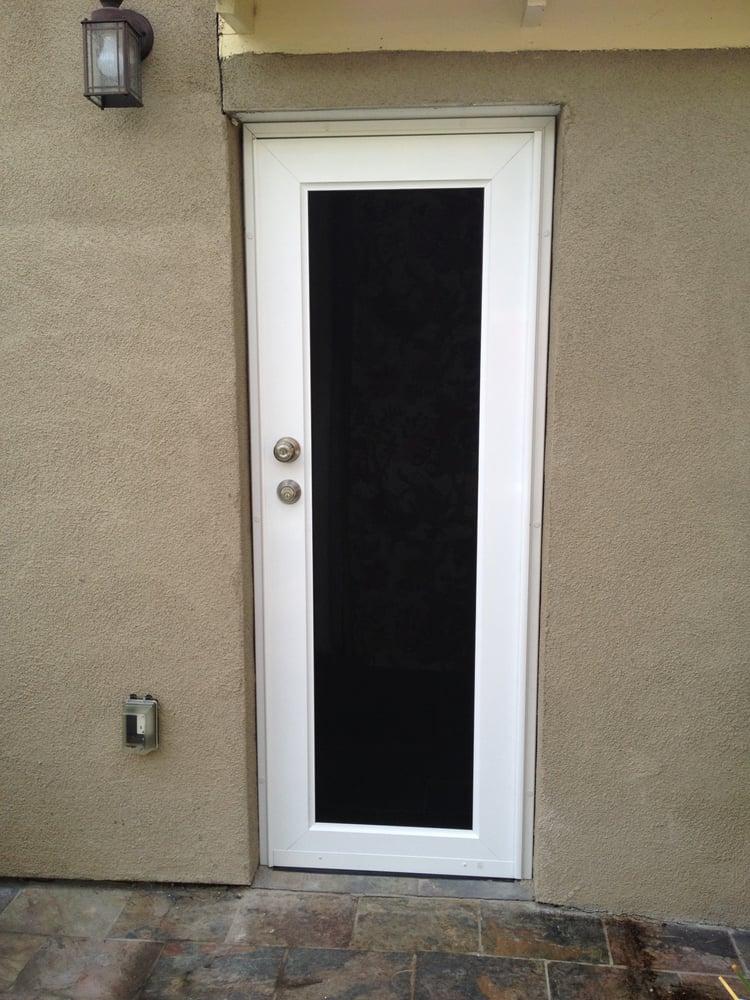 Viewguard security screen door yelp