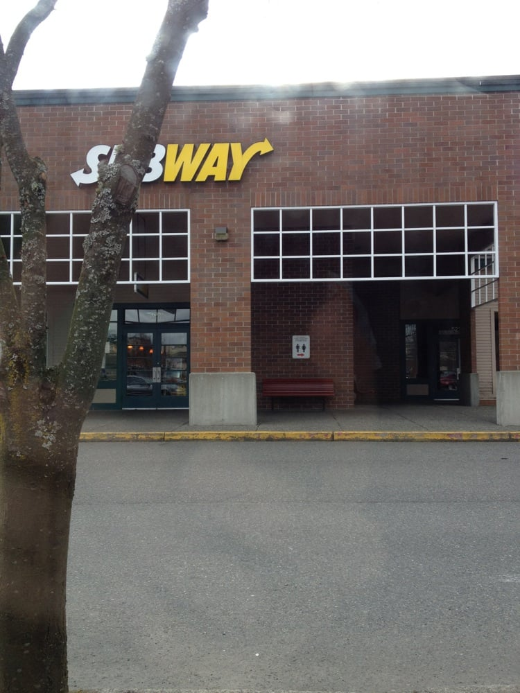 Subway: 521 S Fork Ave SW, North Bend, WA
