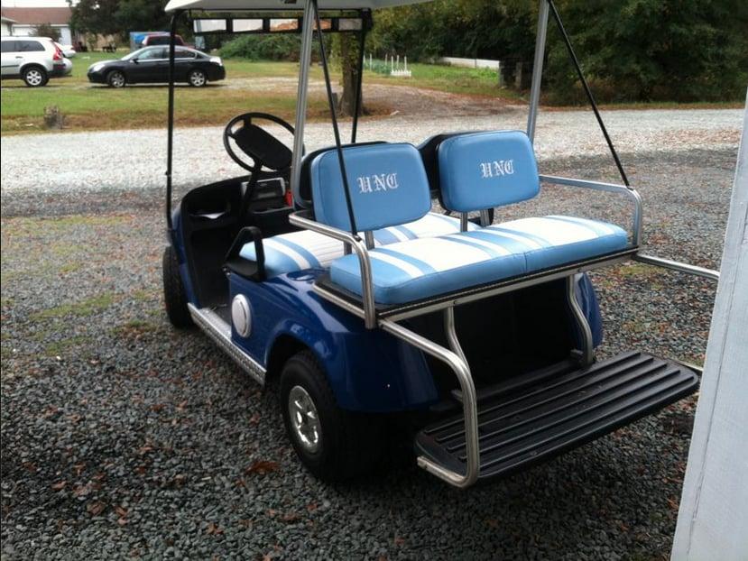 Photos for nix golf carts yelp for Narrow golf cart