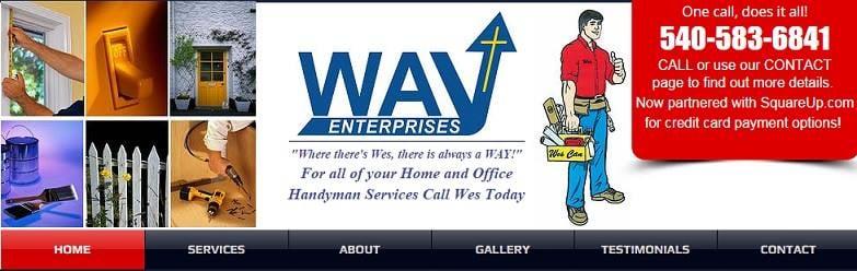 WAY Enterprises LLC: 13341 W Ln, Amelia, VA
