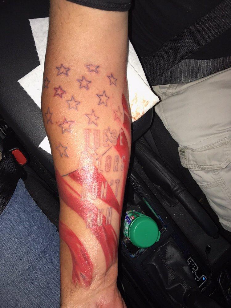 Dynasty Tattoo & Body Piercing: 4 Nw Blvd, Newfield, NJ