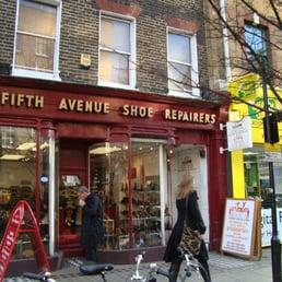 Shoe Repair Goodge Street