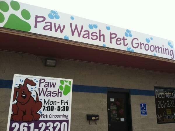 Paw Wash Pet Grooming: 3276 Johnson Ave NW, Cedar Rapids, IA