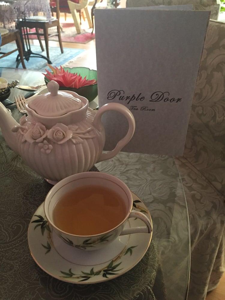 The Purple Door Tea Room Ferndale Mi