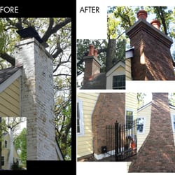 Photo Of Chicagoland Fireplace Chimney Restoration Chicago Il United States