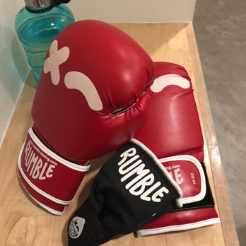 Rumble Boxing - 146 West 23rd St, Chelsea, New York, NY