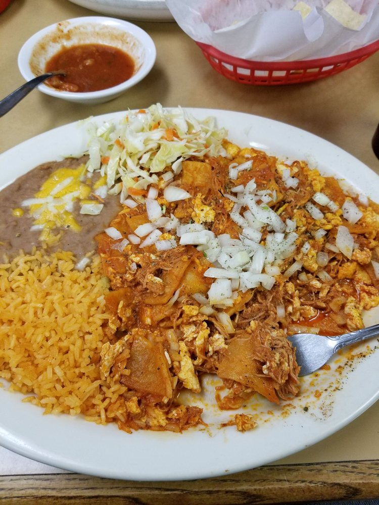 Vallarta Mexican Grill and Bar: 224 E Hwy 54, Guymon, OK