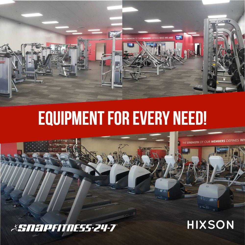 Snap Fitness: 8530 Hixson Pike, Hixson, TN