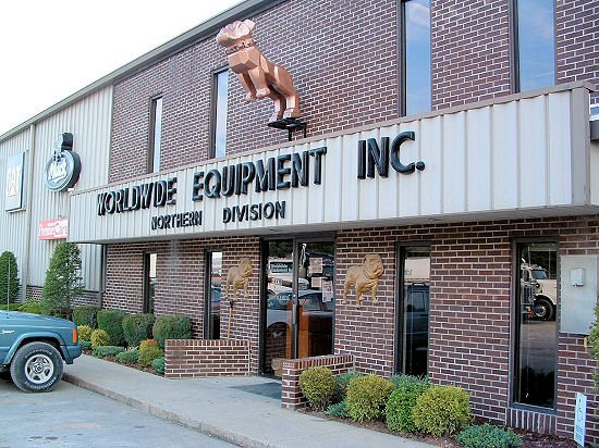 Worldwide Equipment - Jane Lew: 685 Industrial Park Rd, Jane Lew, WV