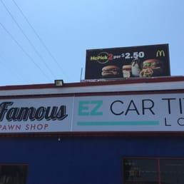 Car Title Loans Ez Pawn