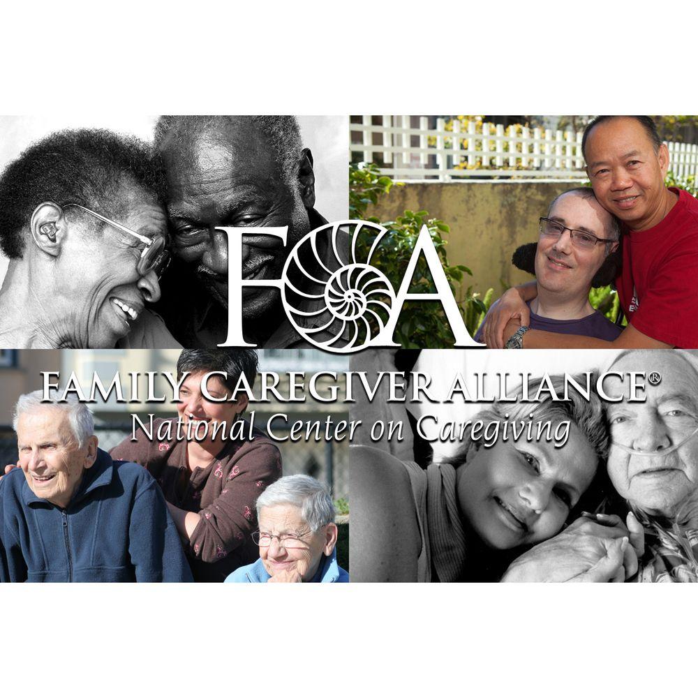Family Caregiver Alliance: 235 Montgomery St, San Francisco, CA