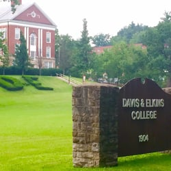 Davis And Elkins >> Davis Elkins College University Colleges 100 Campus