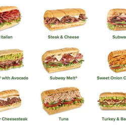 Subway Restaurants Mclean Va