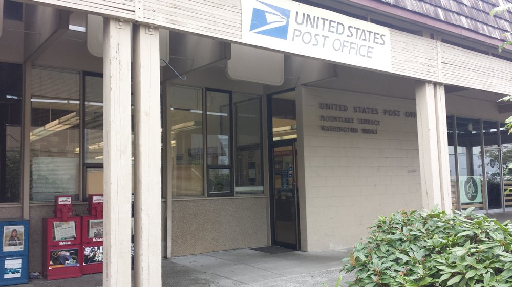 Us post office post offices 23210 57th ave w - United states post office phone number ...