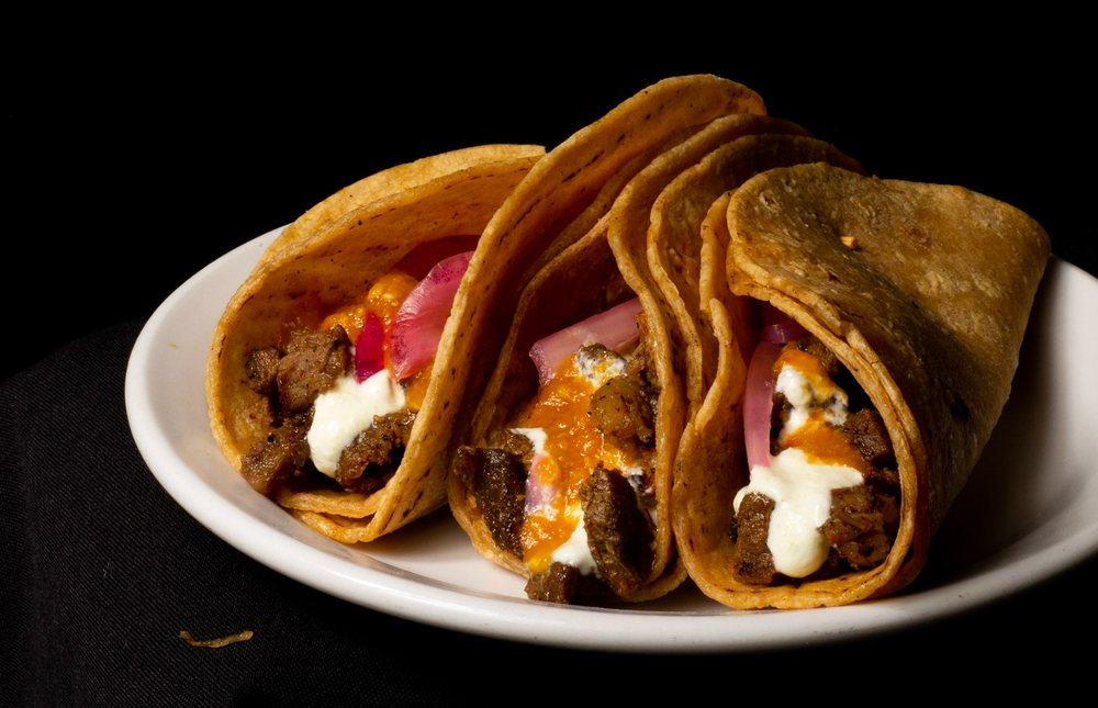 Food from Side Door Taco