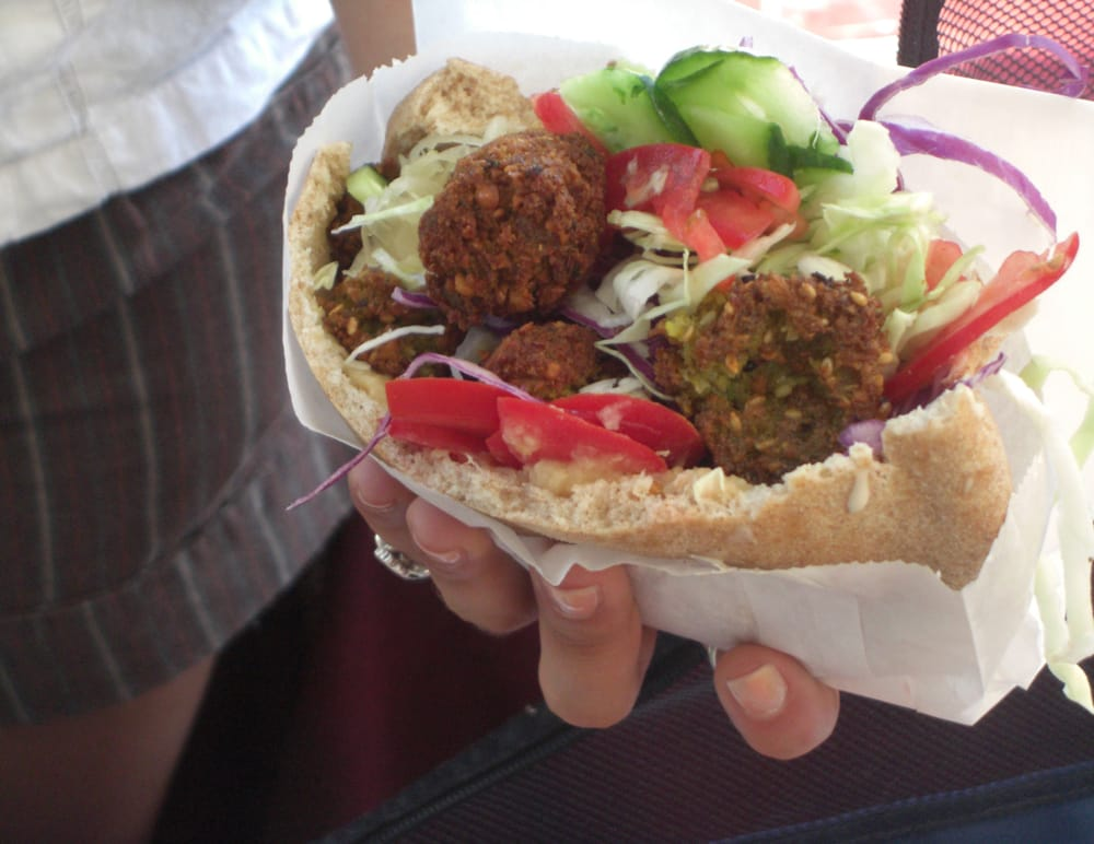 The flying falafel closed 22 photos 19 reviews for Assaf lebanese cuisine