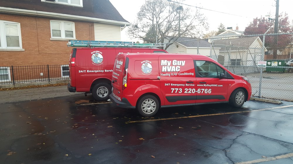 My Guy HVAC, Heating And Air Conditioning