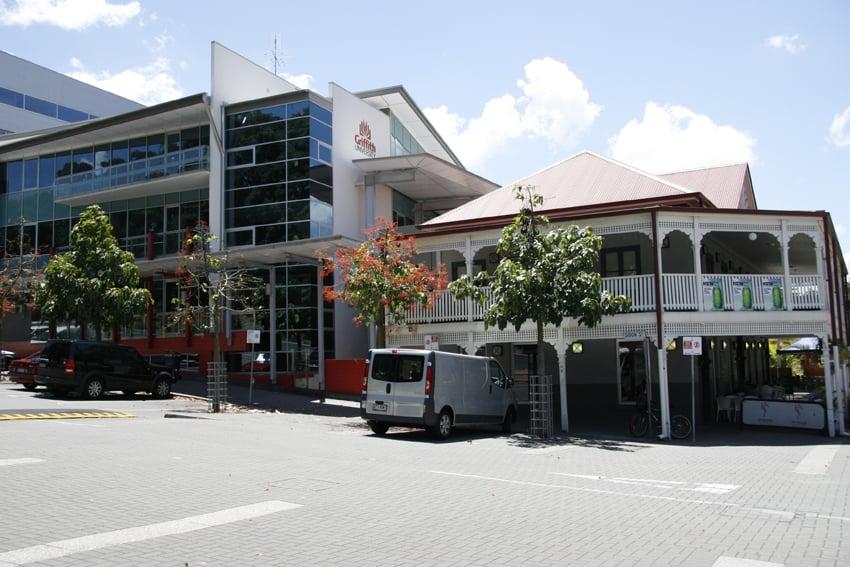 Queensland College of Art: 226 Grey St, South Brisbane, QLD