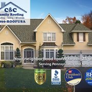Great ... United Photo Of C U0026 C Family Roofing U0026 Siding   Willow Grove, PA, United