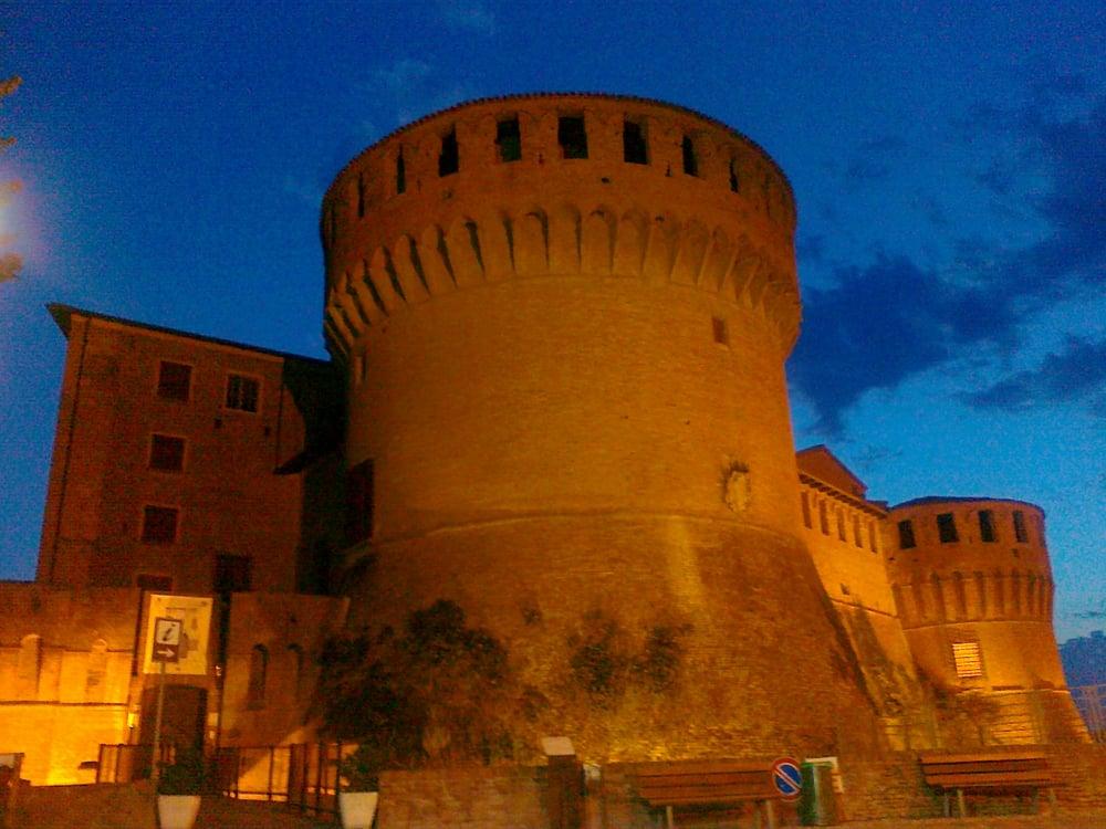 La locanda del castello cucina vegetariana piazzale - B b la finestra sul castello termoli ...