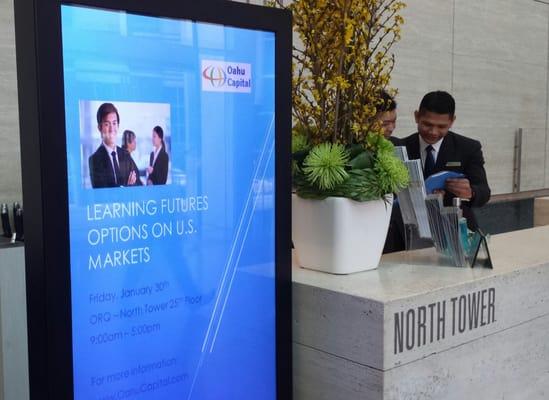 Options trading seminar singapore