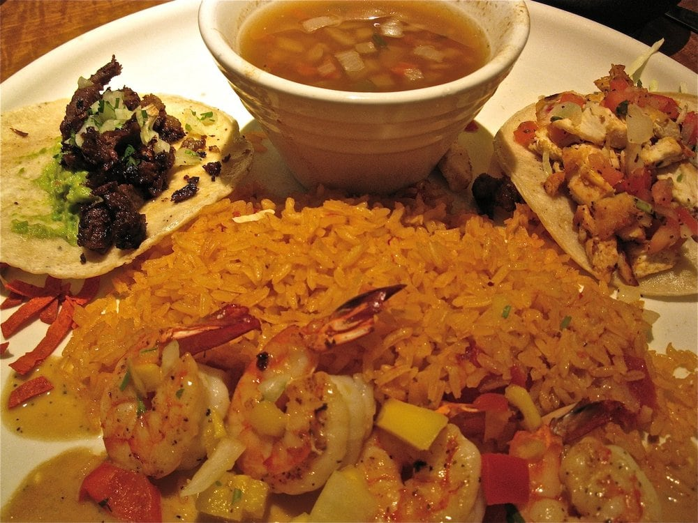Combo de la playa yelp for Acapulco loco authentic mexican cuisine