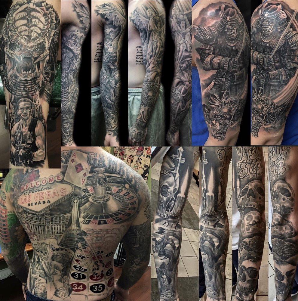 4b5c7b31c Lollis Studios Tattoo Company: 6537 Park Blvd, Pinellas Park, FL