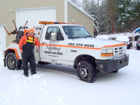 Towing business in Port Townsend, WA